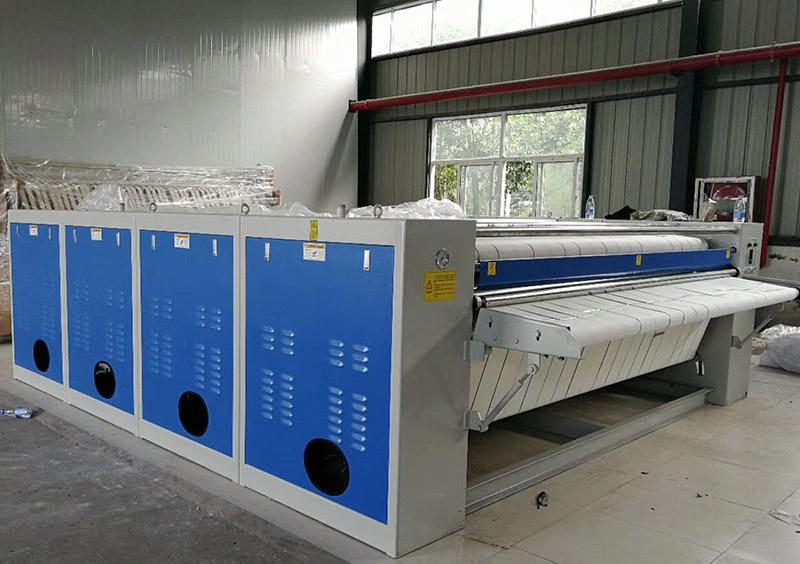 各种洗涤设备的处理能力分析